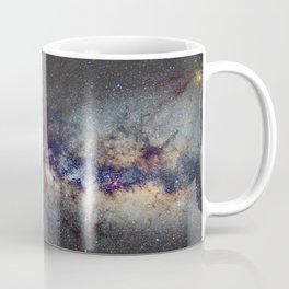 The Milky Way: from Scorpio and Antares to Perseus Coffee Mug