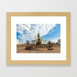 Helsinki 8 Framed Art Print