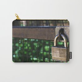 ~Lock Your Love Up and Throw Away the Key~ Carry-All Pouch