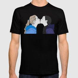 Girly kiss T-shirt