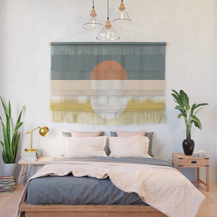 Abstract 02 Wall Hanging
