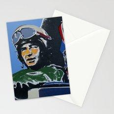 Fighter Pilot Stationery Cards
