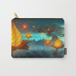 Magical lights Carry-All Pouch