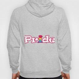 LGBT Gay Pride Rainbow flag Hoody