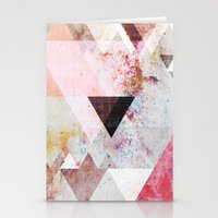 collage Stationery Cards featuring Graphic 3 by Mareike Böhmer