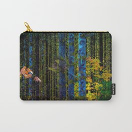 Birch in Morning Light Carry-All Pouch