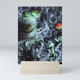The Black Thistle | Musical Crime Productions | Unique Photography of Nature Mini Art Print