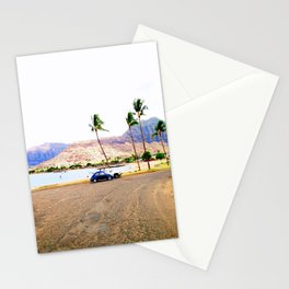 old school hawaii Stationery Cards