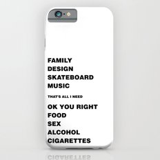 Ok You Right Slim Case iPhone 6s