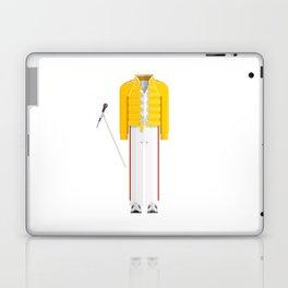 British Singer, Songwriter and Record Producer Minimal Sticker Laptop & iPad Skin