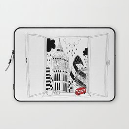 London window Laptop Sleeve