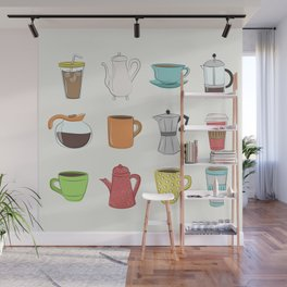 Coffee Lover Wall Mural