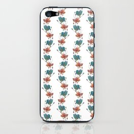 Field of poppies iPhone Skin