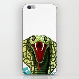 Necklace of Skulls - Snake iPhone Skin