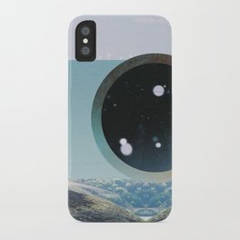 Last Night We Went To Space But I Knew It Was A Dream Even Before I Woke Up iPhone Case