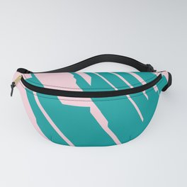 Jagged Edges Fanny Pack