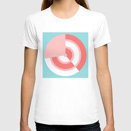 STRAWBERRY-CREAM TARGET T-shirt
