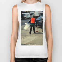 Catch The Wind-sweeper Biker Tank