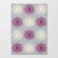 wallpaper Canvas Prints featuring wallpaper by Art Stuff