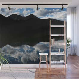 Fern Lake Reflection Wall Mural
