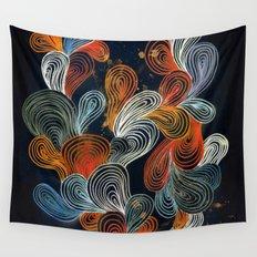 Friday Night Wall Tapestry