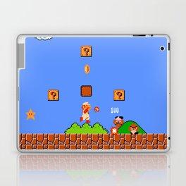 Super Mario Bros Laptop & iPad Skin