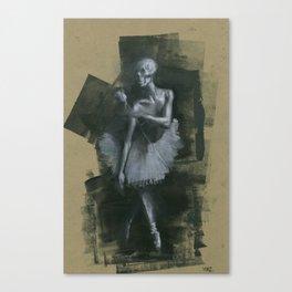 The Dark Dancer Canvas Print