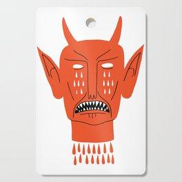 Devil's Head Cutting Board