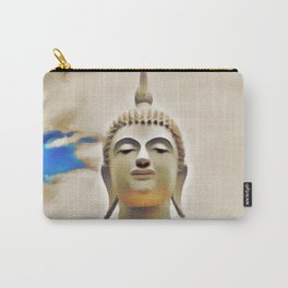 Buddha Sky Carry-All Pouch