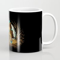 return Mugs featuring The Return! by Locust Years