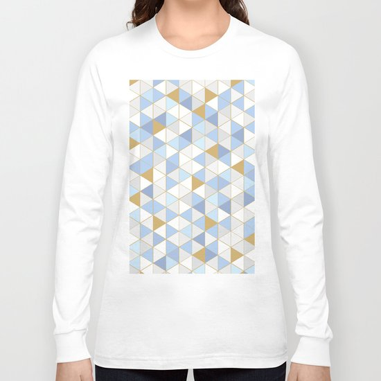 GOLDBLUE Long Sleeve T-shirt