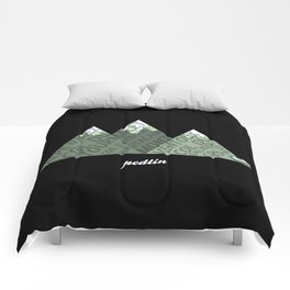 Mountain Type Comforters