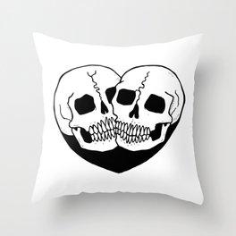 Dearly Beloved Throw Pillow