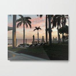 Anguilla 3 Metal Print