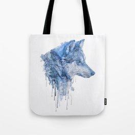 Loup Tote Bag