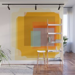 Glass Wall Mural