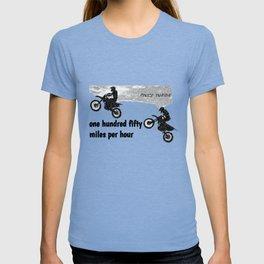 150 mph Crazy Raisins T-shirt