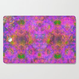 Sedated Abstraction I Cutting Board