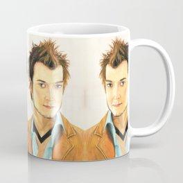 Elijah Wood Oil Portrait Coffee Mug