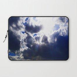 Blue London Skies Laptop Sleeve
