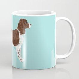 english springer spaniel funny farting dog breed gifts Coffee Mug