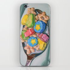 Marshmallow Cereal iPhone & iPod Skin
