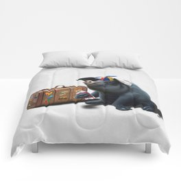 Might (Wordless) Comforters