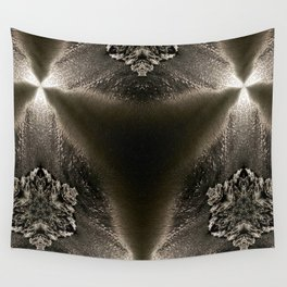 Honeycomb structure 03 Wall Tapestry
