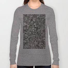 Tangling lines Long Sleeve T-shirt