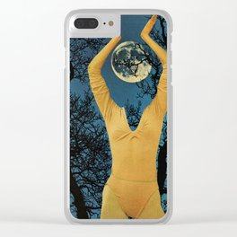 Moonlady Clear iPhone Case