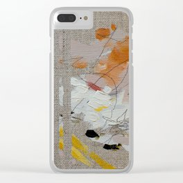 Remember to Breathe Clear iPhone Case