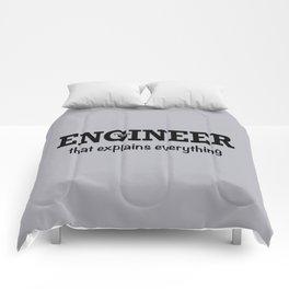 Future Engineer Comforters