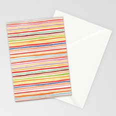 Robayre Watercolor Lines Stationery Cards
