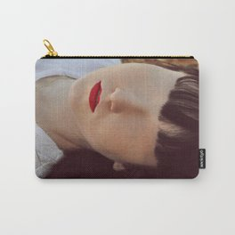 wall of emptiness Carry-All Pouch